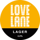 Love Lane Lager Logo